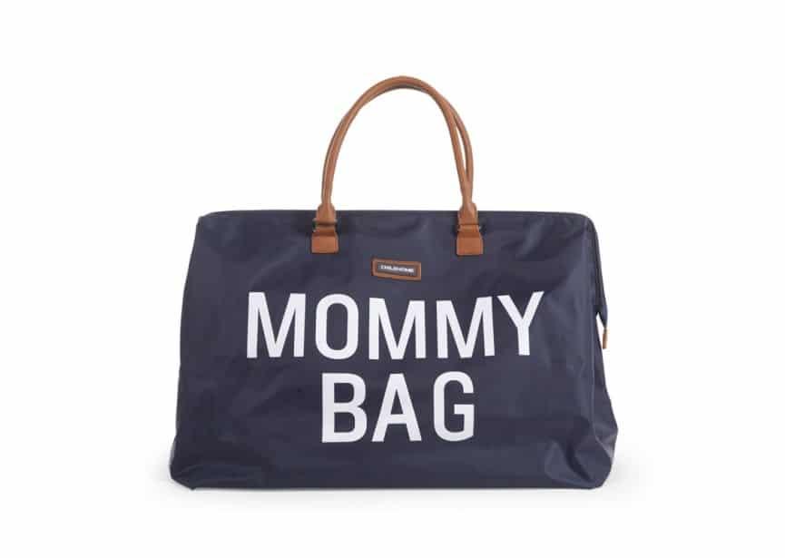Sac à Langer Weekend Xxl Mommy Bag Big Bleu Marine Childhome
