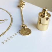 Illustration d'un bracelet en or