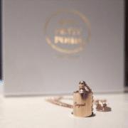 Bracelet en or rose
