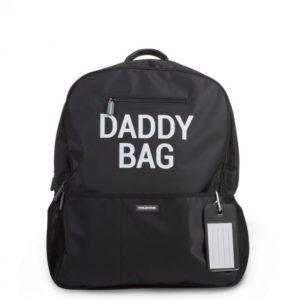 Sac à dos Daddy Bag Big Noir - Childhome