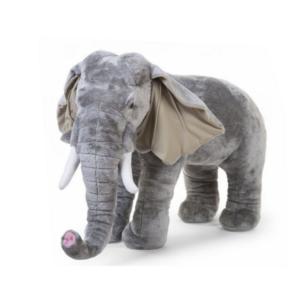 Peluche douceur Eléphant Big - Childhome
