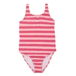 Maillot Laura Stripes Ballerina Old Pink - Pacific Rainbow