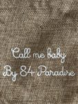 Call me baby® by 84 Paradise