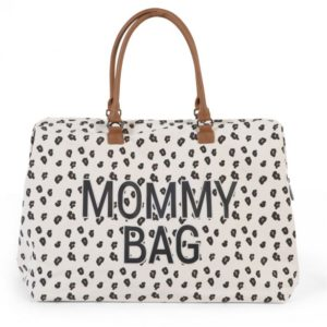 Sac à langer WEEKEND XXL Mommy Bag Big Léopard - Childhome