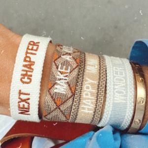 Bracelet Lucky Autumn Color personnalisable