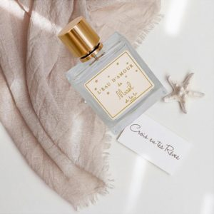 Parfum l'eau d'amour Maman Enfant personnalisé