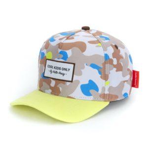 Casquette Kids & Dads Écoresponsable Camouflage - Hello Hossy®