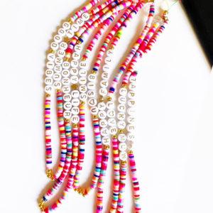 Bijou de portable Grigri Colorful personnalisé