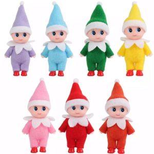 Mini Elf on the shelf - Une tradition de Noël