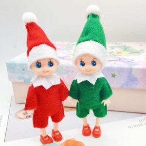 Kiddo Elf on the shelf - Une tradition de Noël